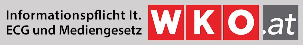 Informationspflicht - Link zur WKO Firmenverzeichnis Gabriele Erhart Marketing&Security Coach